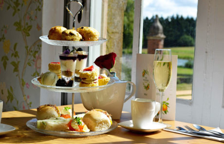 Orangery Afternoon Tea.