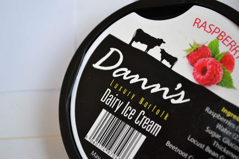 Dann's Norfolk Ice Cream.