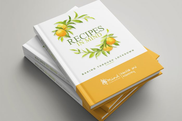 Recipes in Mind book.